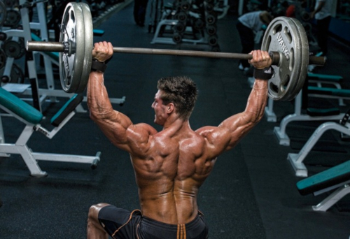 Barbell complexes for mass