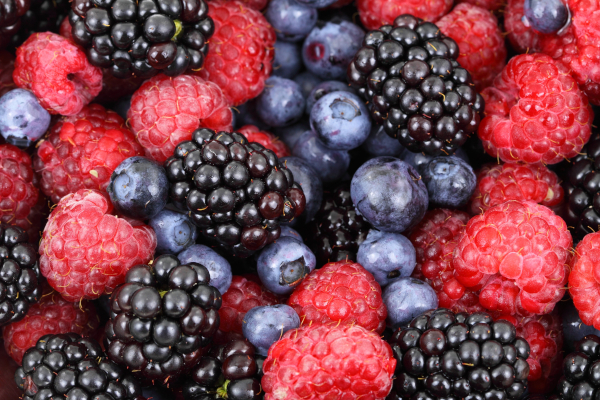 Health benefits berries