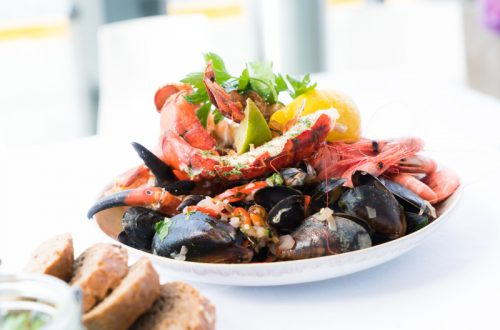 Seafood boosts testosterone